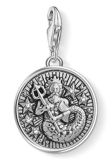 THOMAS SABO Charm-Einhänger »Sternzeichen, 1638-1649-643-21«, mit Zirkonia