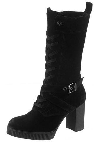 TAMARIS Suvarstomi ilgaauliai batai
