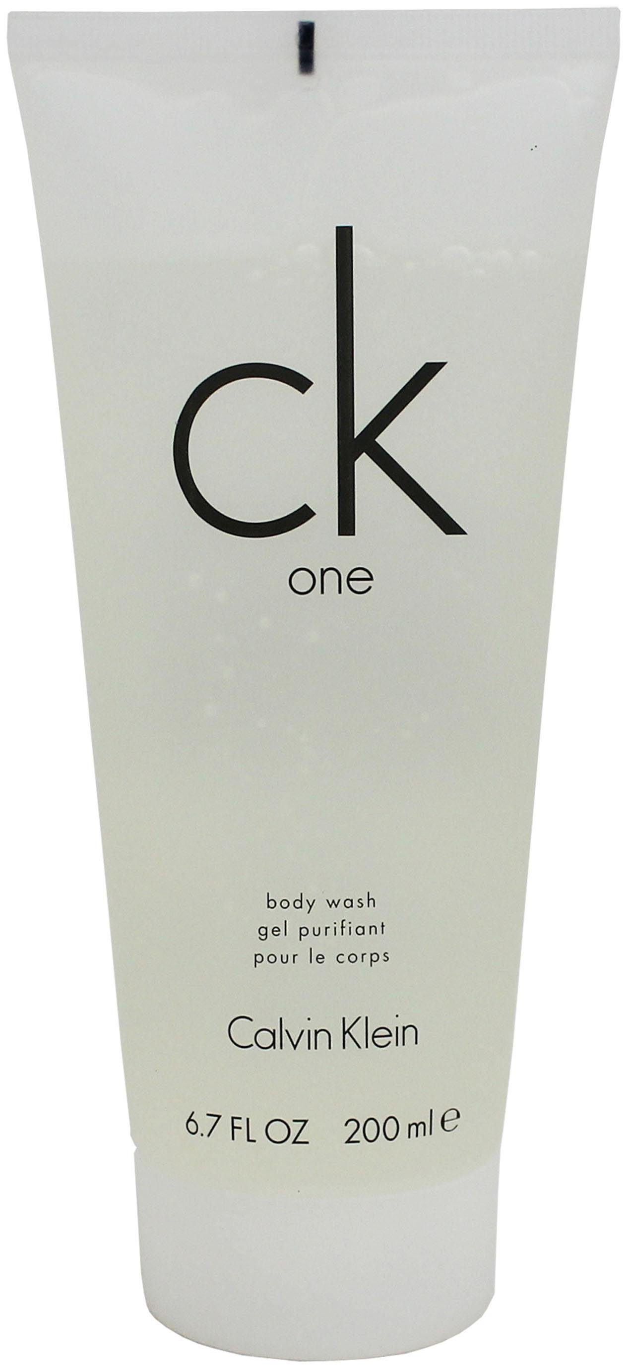 Calvin Klein, »cK one«, Duschgel