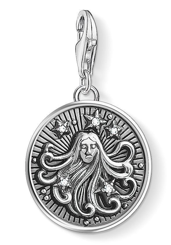 THOMAS SABO Charm-Einhänger »Sternzeichen, 1638-1649-643-21« mit Zirkonia | Schmuck > Charms > Charms Anhänger | THOMAS SABO