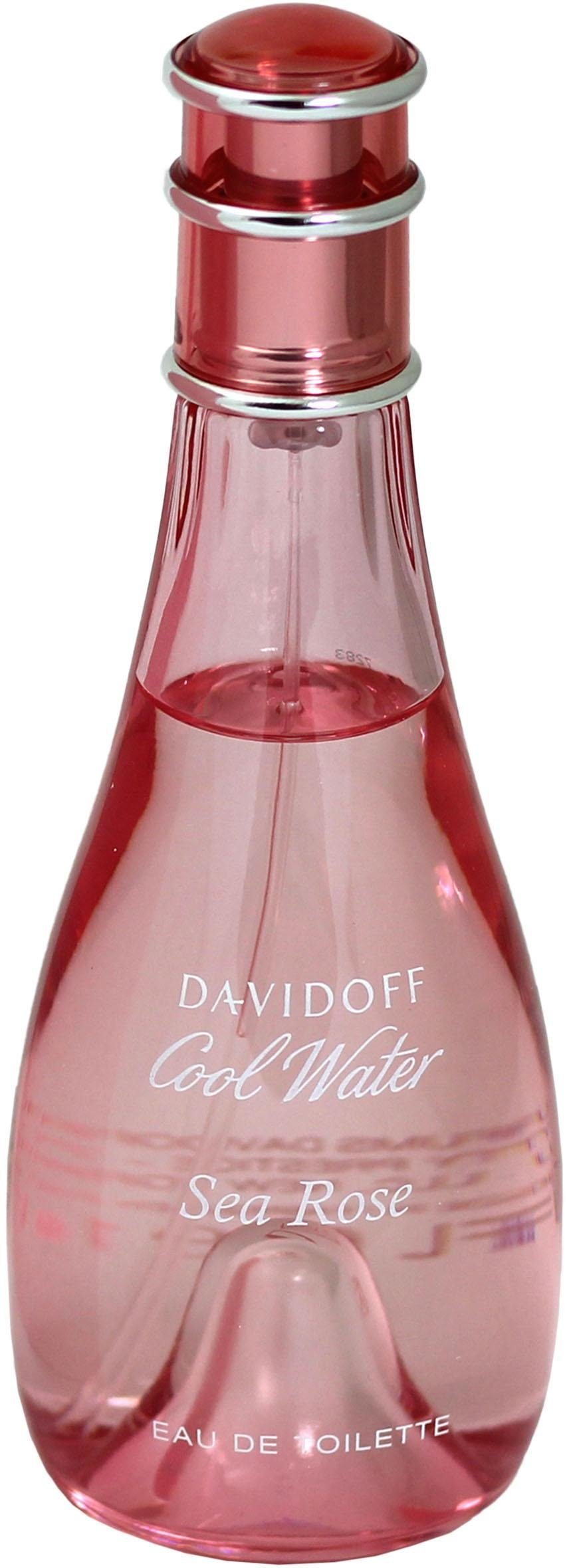 Davidoff, »Cool Water Woman Sea Rose«, Eau de Toilette