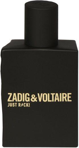 ZADIG & VOLTAIRE Eau de Toilette »Just Rock! Pour Lui«