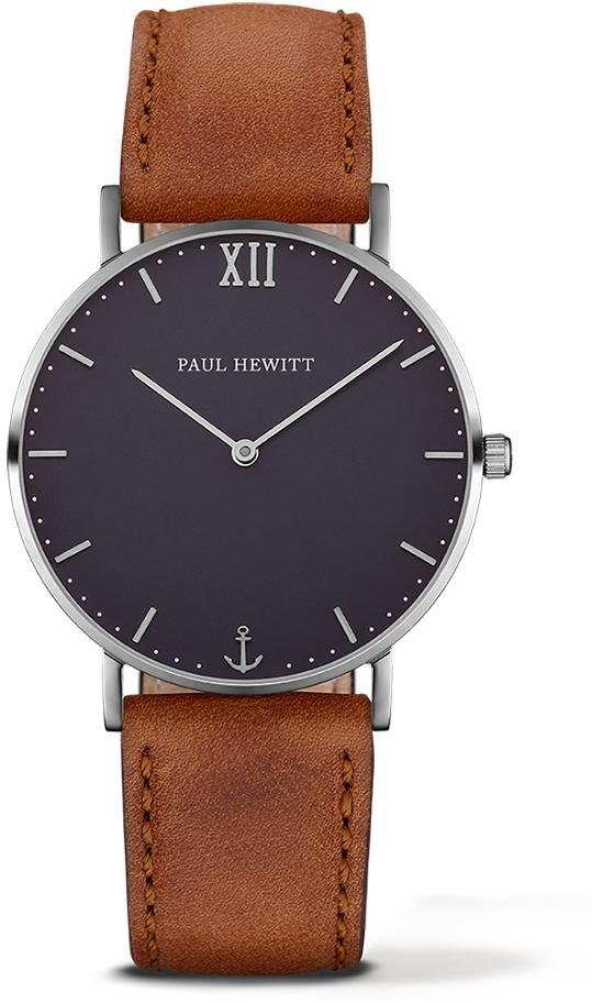PAUL HEWITT Quarzuhr »PH-SA-S-ST-B-1M«
