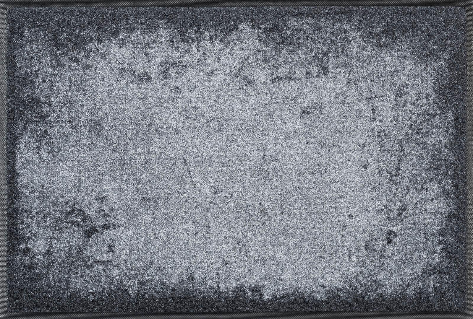 Fußmatte »Shades of Grey«, wash+dry by Kleen-Tex, rechteckig, Höhe 7 mm