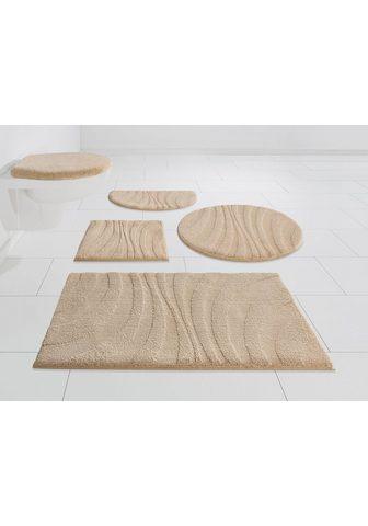 GRUND EXKLUSIV Vonios kilimėlis »Gobi« aukštis 22 mm ...