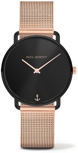 PAUL HEWITT Quarzuhr »PH-M-B-BS-4S«