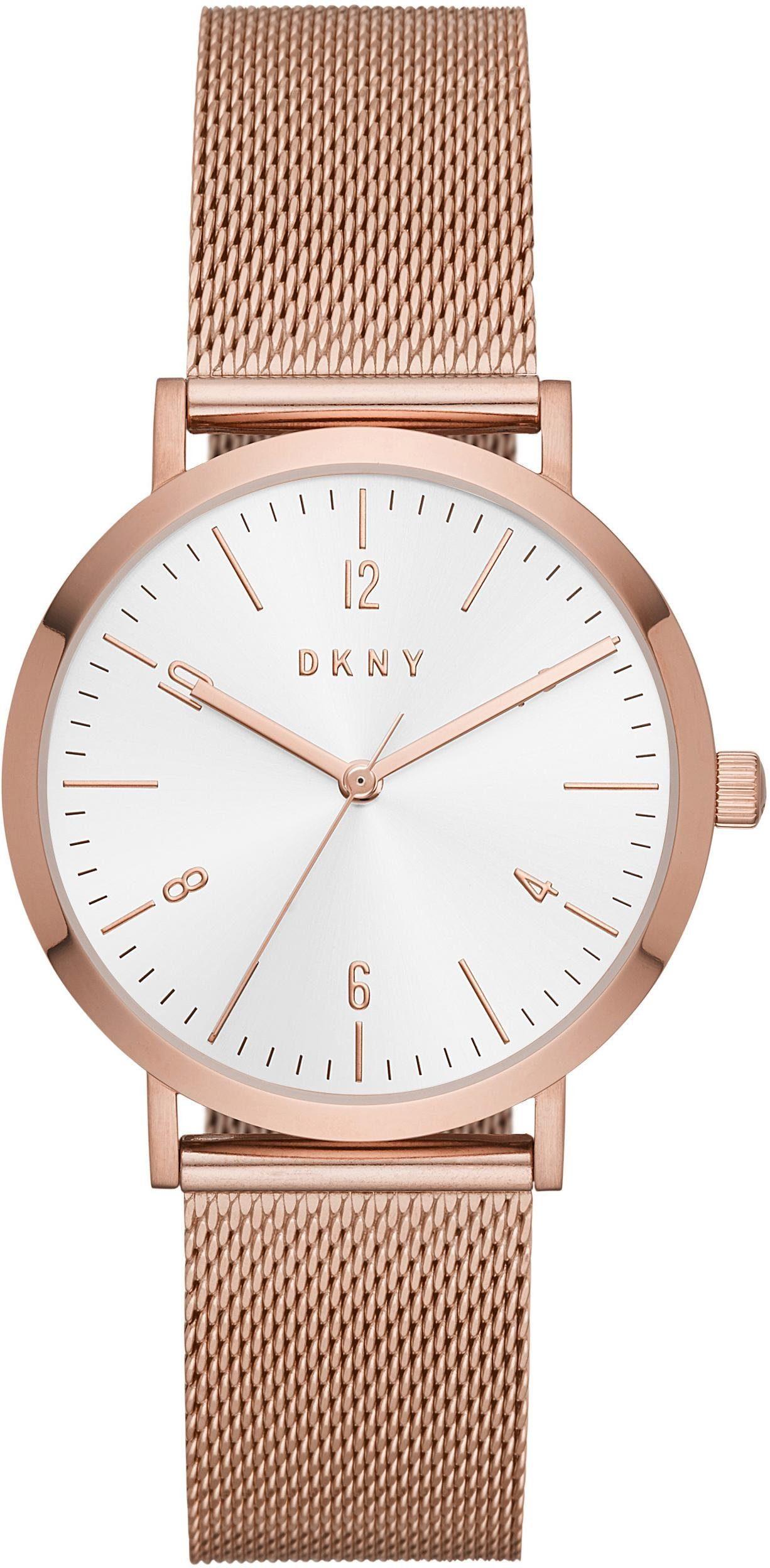 DKNY Quarzuhr »MINETTA, NY2743«