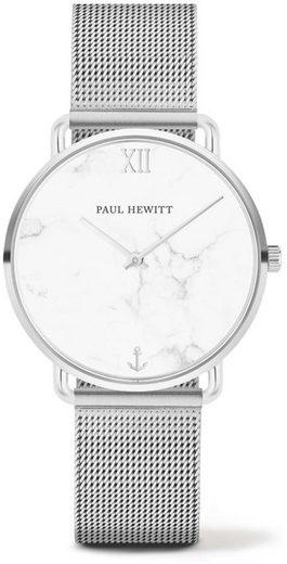 PAUL HEWITT Quarzuhr »PH-M-S-M-4S«