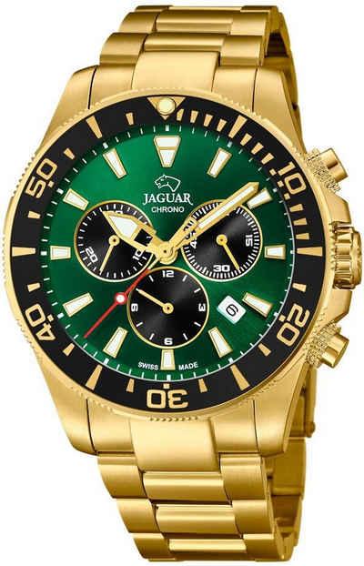 Jaguar Chronograph »Executive Diver, J864/1«, mit dezentraler Sekunde