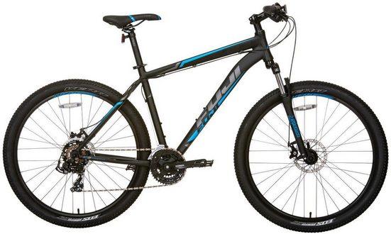 FUJI Bikes Mountainbike »Nevada 3.0 LE«, 21 Gang Shimano RD-TY500 Schaltwerk, Kettenschaltung
