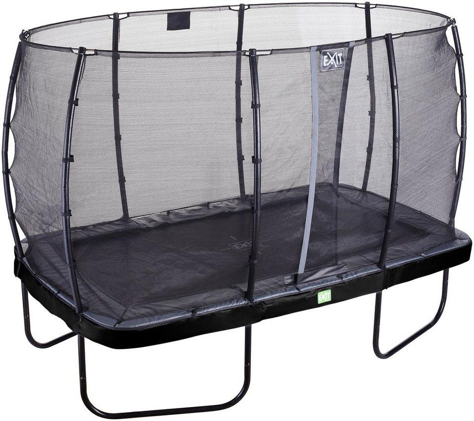 exit trampolin elegant bxt 214x366 cm mit. Black Bedroom Furniture Sets. Home Design Ideas
