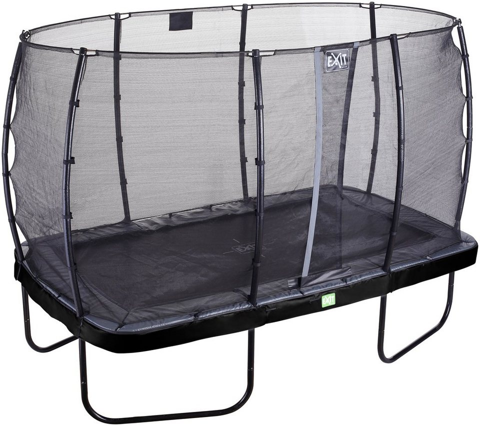 exit trampolin elegant bxt 244x427 cm mit. Black Bedroom Furniture Sets. Home Design Ideas