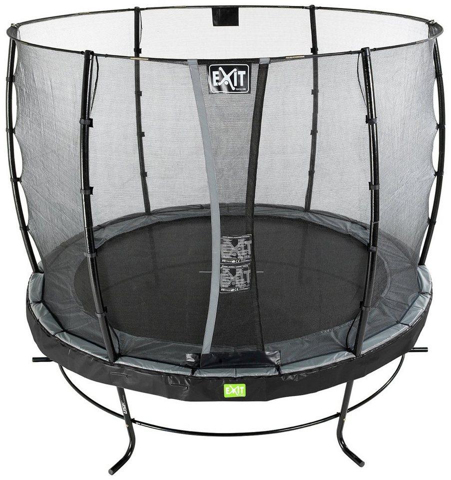 exit trampolin elegant 305 cm mit sicherheitsnetz. Black Bedroom Furniture Sets. Home Design Ideas
