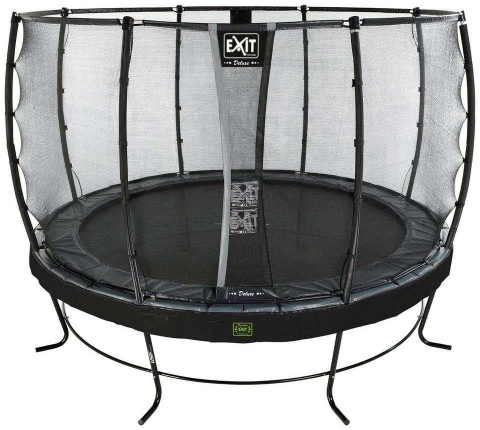 exit trampolin elegant premium 427 cm mit. Black Bedroom Furniture Sets. Home Design Ideas