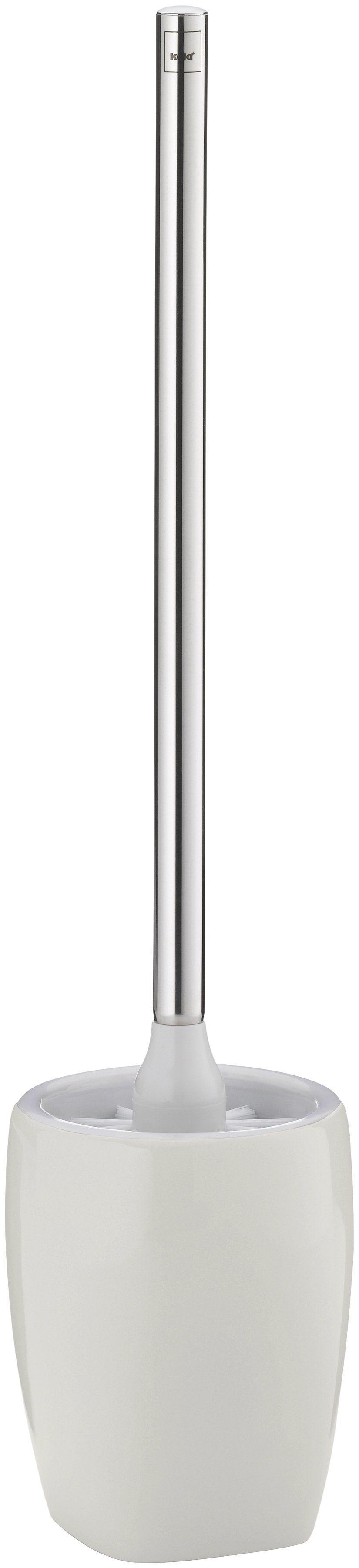 KELA WC-Garnitur »Lindano«, Keramik, Höhe 45 cm, Ø 12 cm