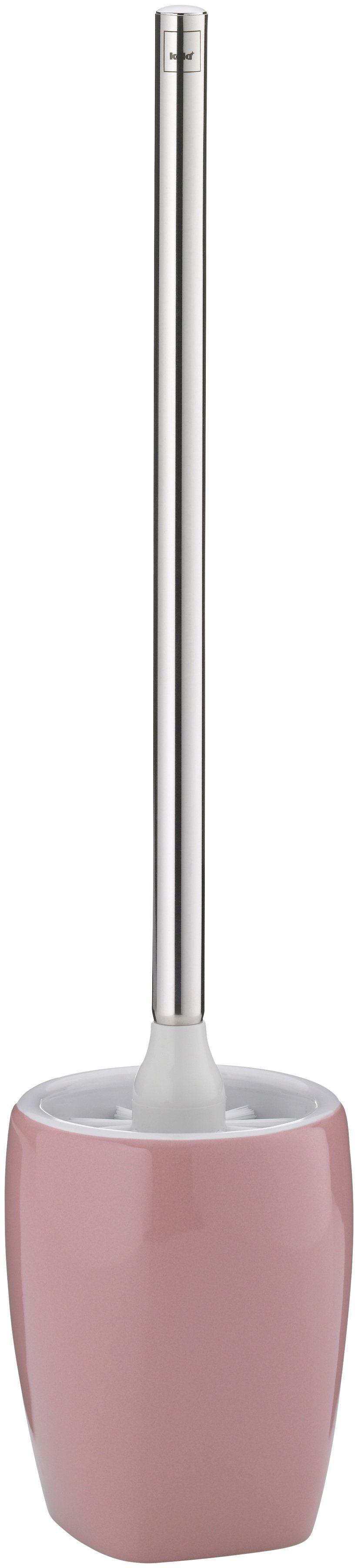 WC-Garnitur »Lindano«, Keramik, Höhe 45 cm, Ø 12 cm