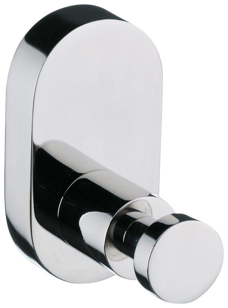 KELA Haken »Lucido«, Edelstahl 18/10, glänzend, 3,5 x 5 x 6 cm