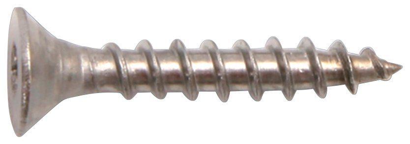 BAUKULIT Schrauben »Edelstahlschrauben«, 3,0x16 mm für MOTIVO Wohnraumpaneel