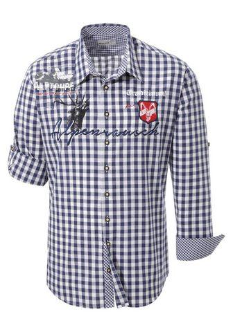 Рубашка в национальном костюме с Aufdr...