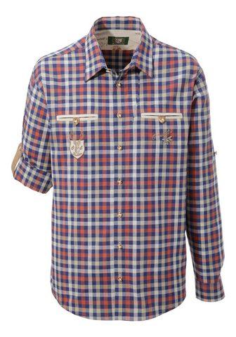 OS-TRACHTEN Tautinio stiliaus marškiniai im mading...