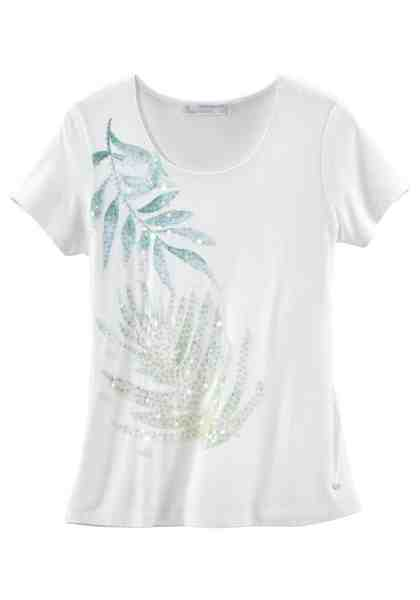 GUIDO MARIA KRETSCHMER T-Shirt mit Pailletten