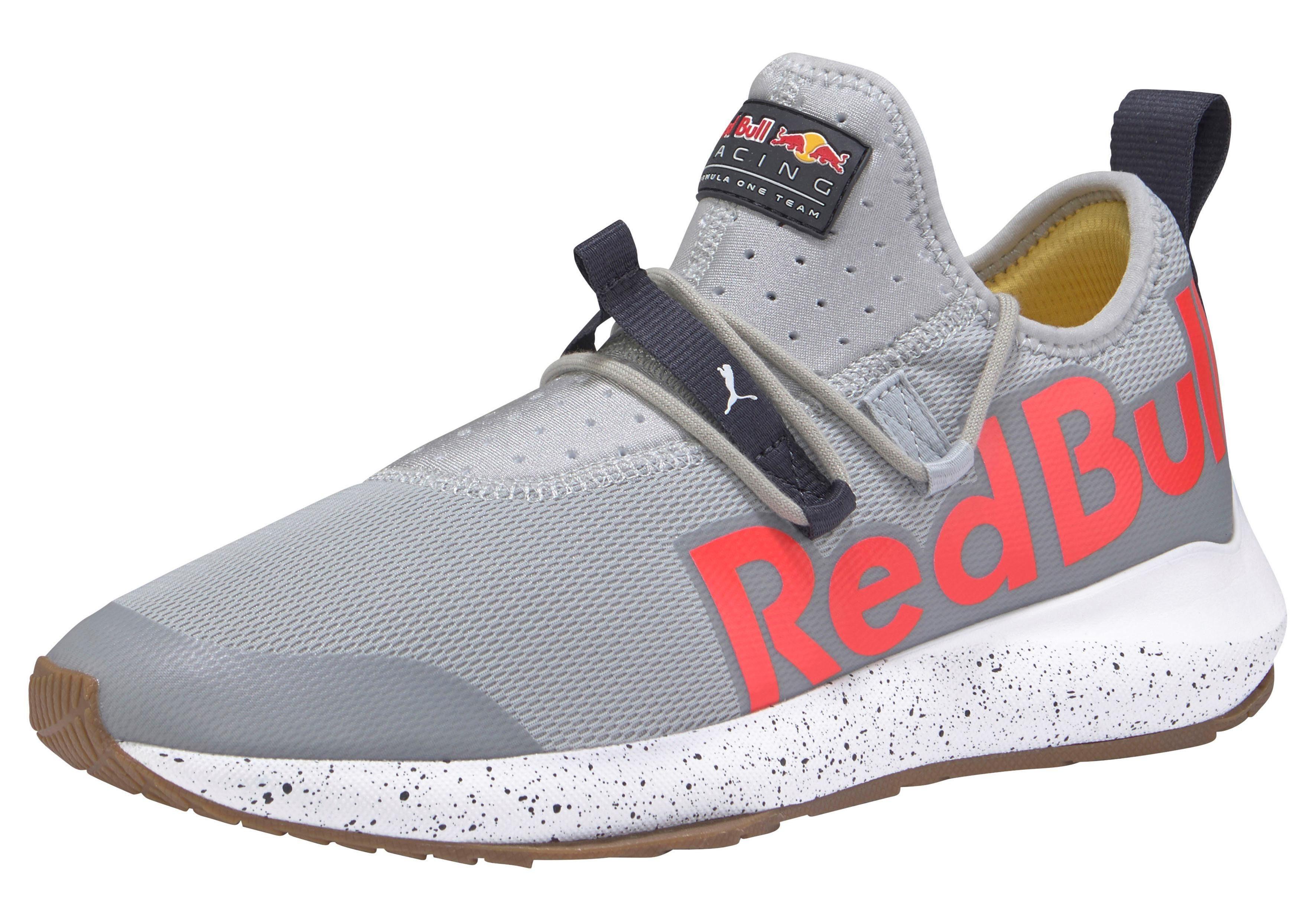 PUMA Red Bull Racing Evo Cat II Sneaker kaufen  grau-rot