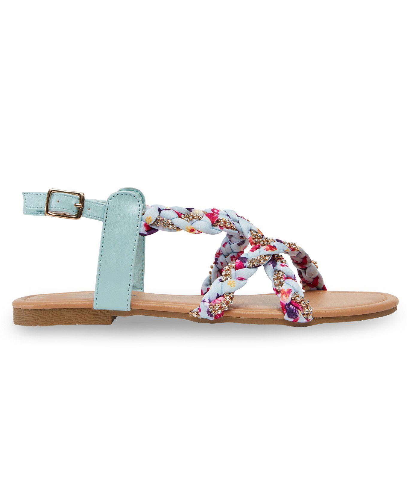 Joe Browns Sandale online kaufen  blau