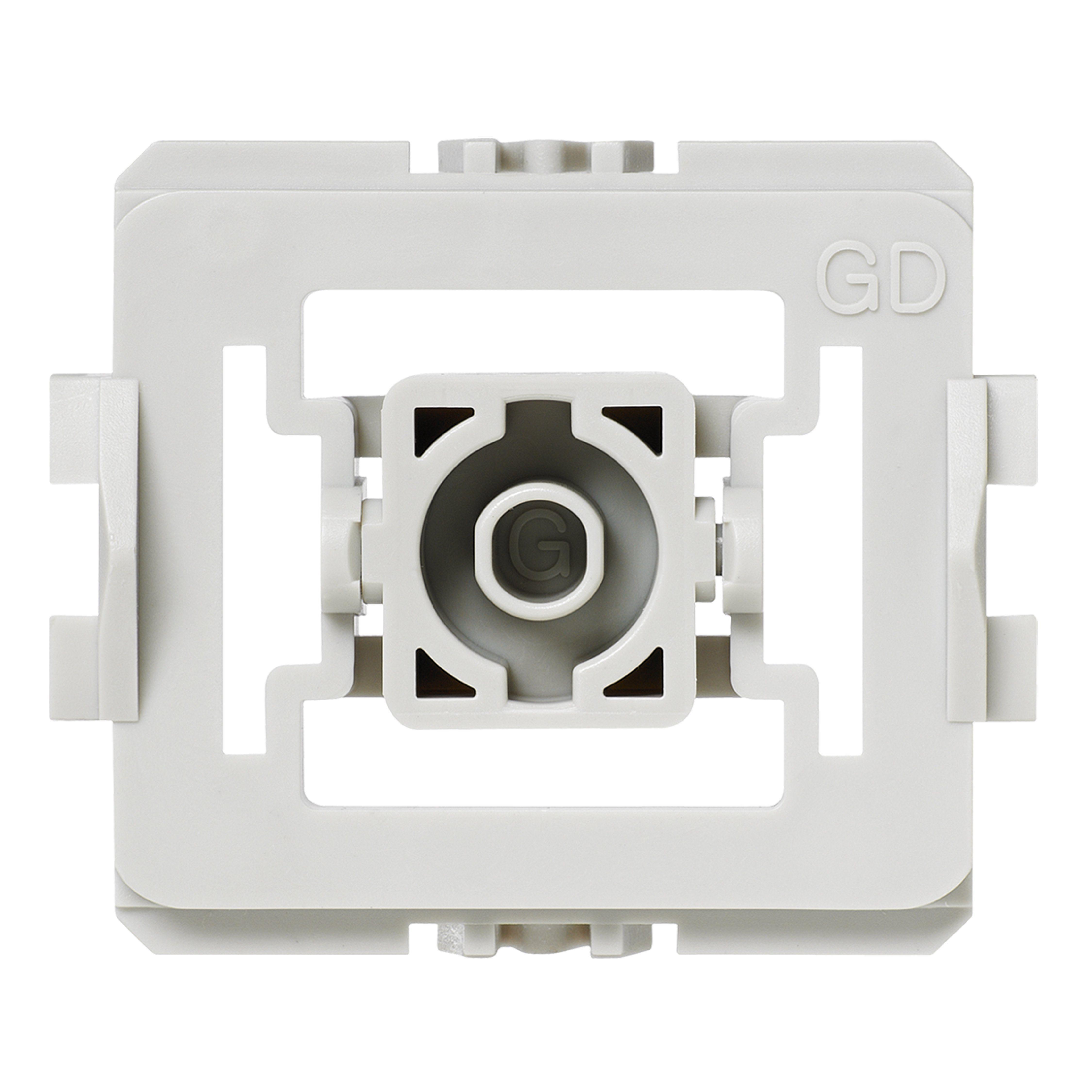homematic IP Smart Home - Adapter für Markenschalter Gira GS »EQ3-ADA-GS«