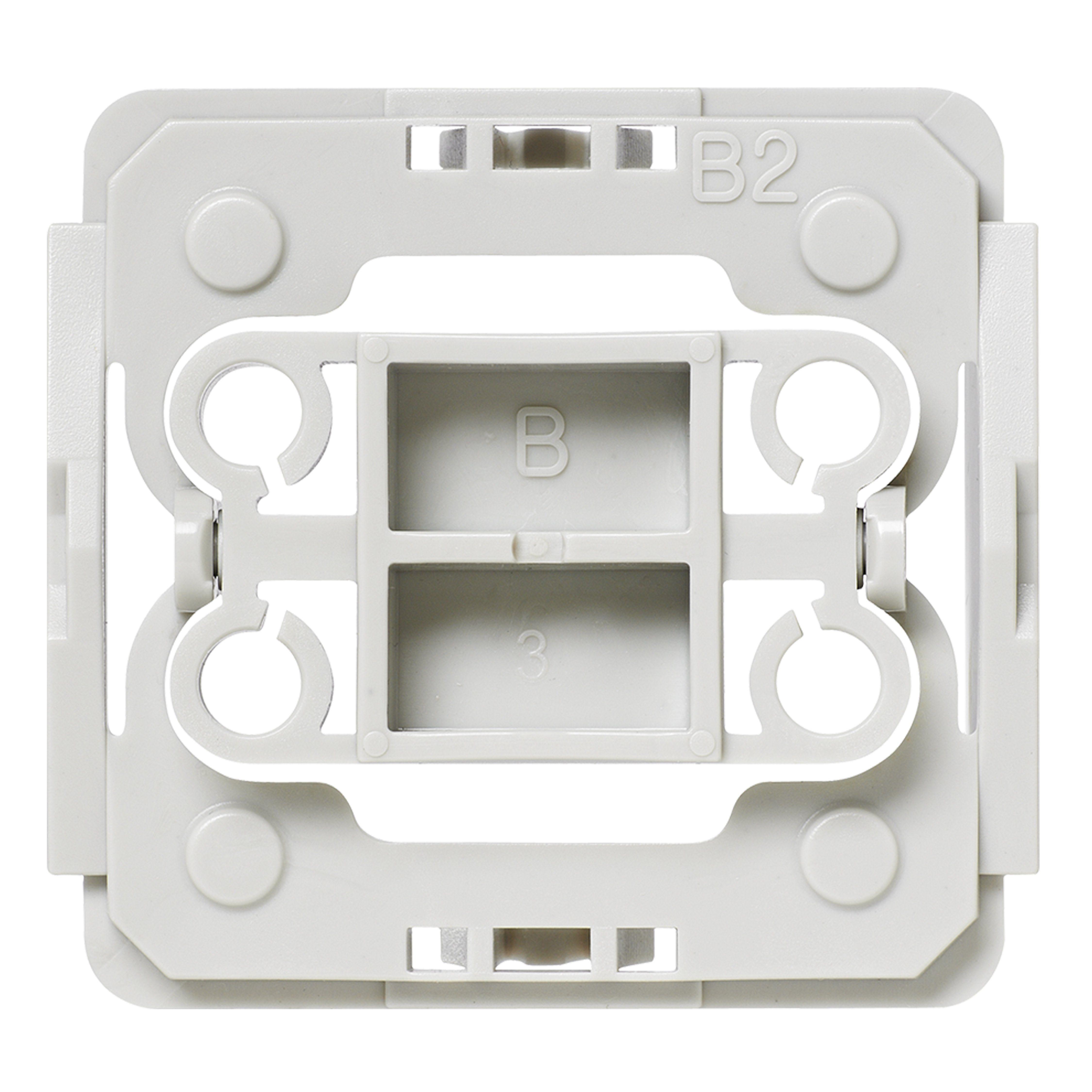 homematic IP Smart Home - Adapter für Markenschalter Berker 2 »EQ3-ADA-B2«