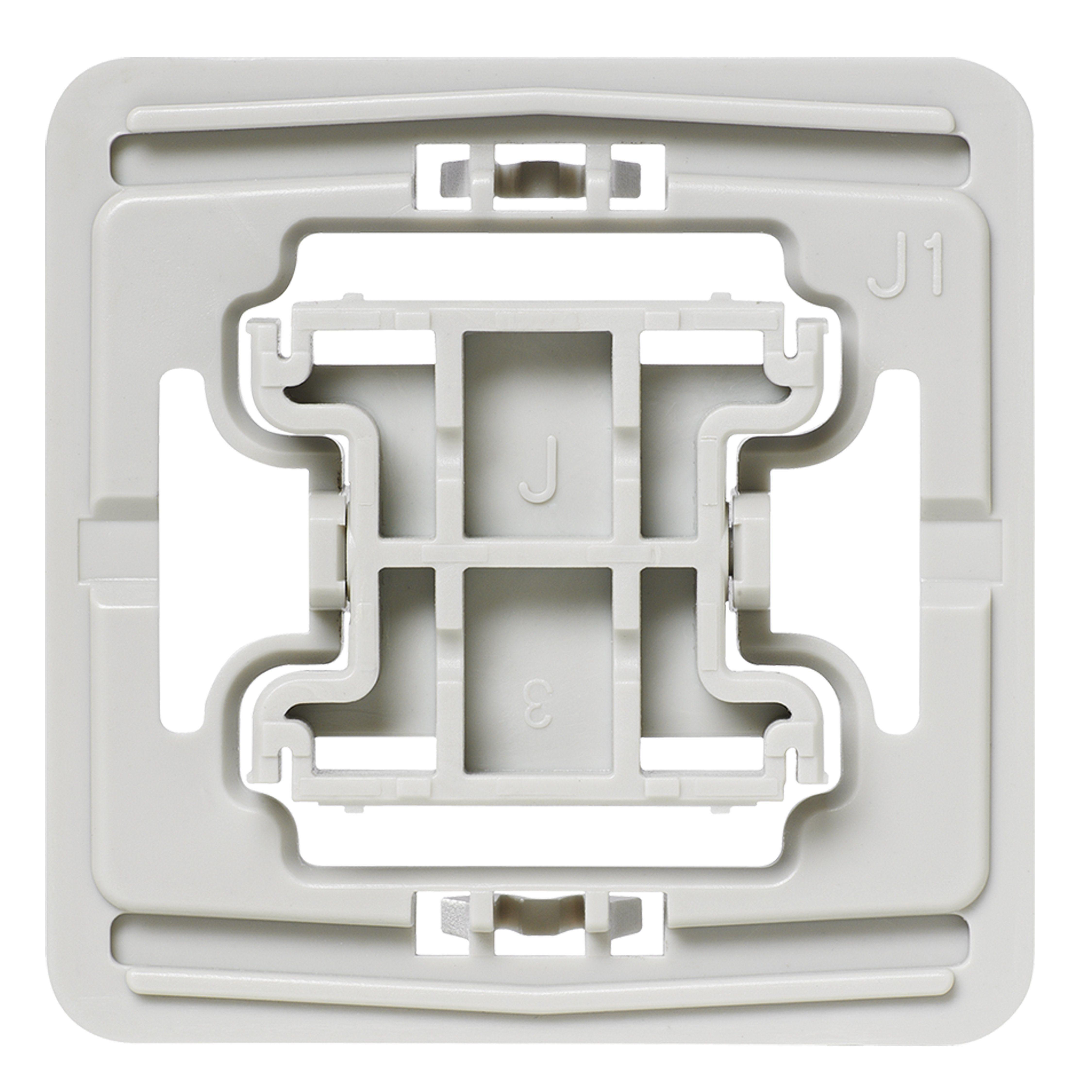 homematic IP Smart Home - Adapter für Markenschalter Jung 1 »EQ3-ADA-J1«
