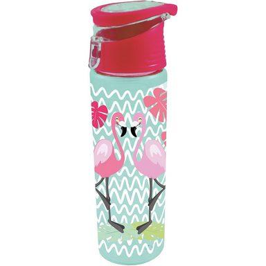p:os Tritan-Trinkflasche Flamingo, 650 ml