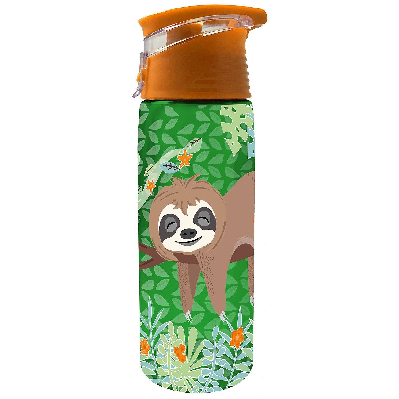 p:os Tritan-Trinkflasche Faultier, 650 ml