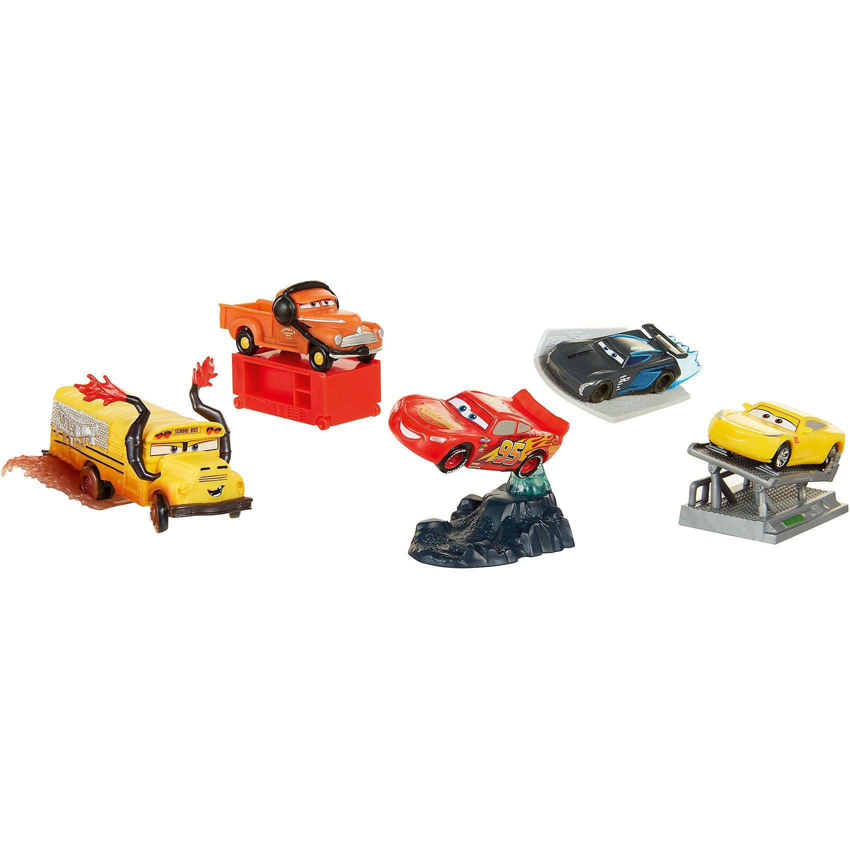 Jakks Pacific Cars 3 Figuren Set