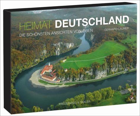 Broschiertes Buch »Tischaufsteller - Heimat Deutschland«