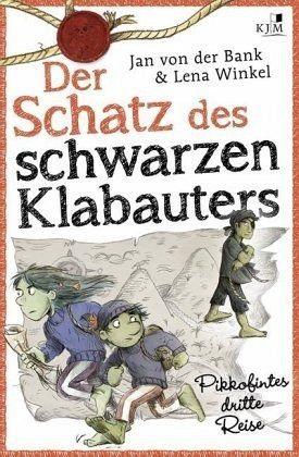 Broschiertes Buch »Der Schatz des schwarzen Klabauters....«