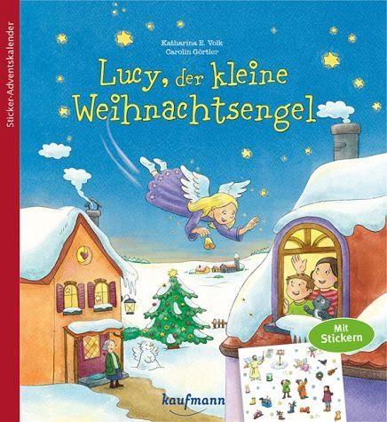 Kalender »Lucy, der kleine Weihnachtsengel«