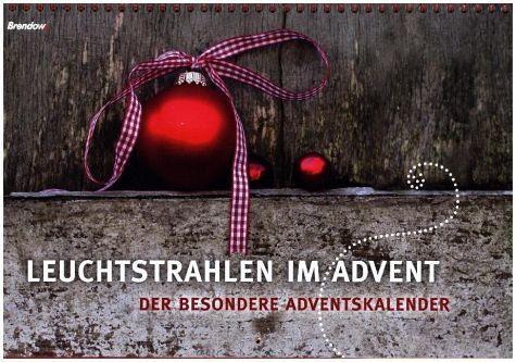 Kalender »Leuchtstrahlen im Advent«