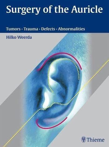 Gebundenes Buch »Surgery of the Auricle«