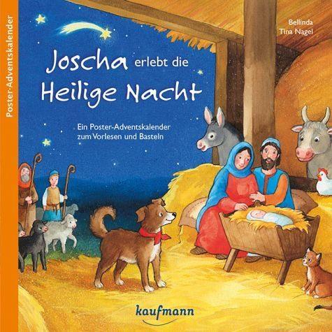 Heft »Joscha erlebt die Heilige Nacht«
