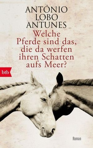 Broschiertes Buch »Welche Pferde sind das, die da werfen ihren...«