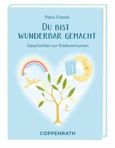 Gebundenes Buch »Du bist wunderbar gemacht«