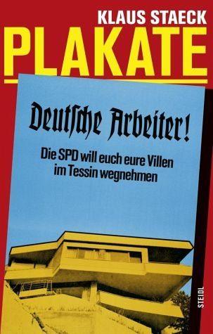 Broschiertes Buch »Plakate«