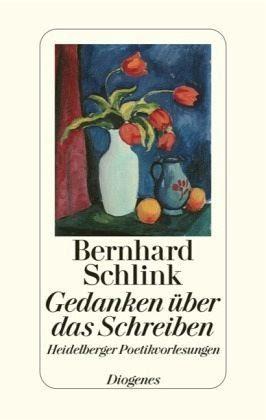 Buch mit Leinen-Einband »Gedanken über das Schreiben«