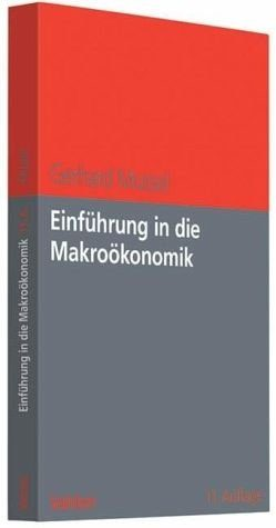 Broschiertes Buch »Einführung in die Makroökonomik«