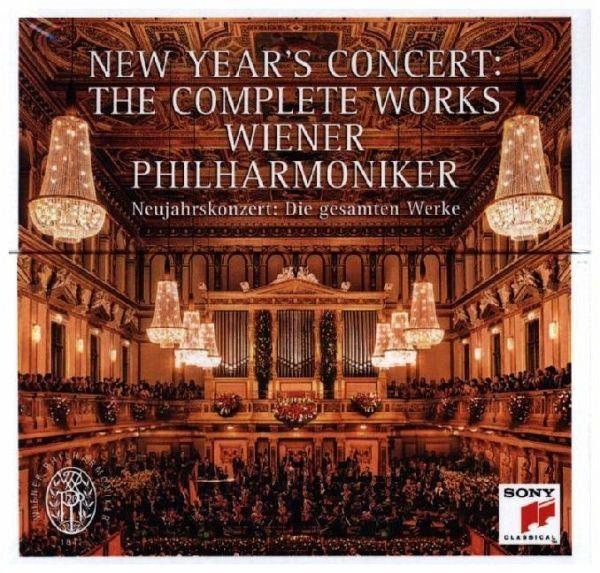 Audio CD »Wiener Philharmoniker: Neujahrskonzert:Die...«