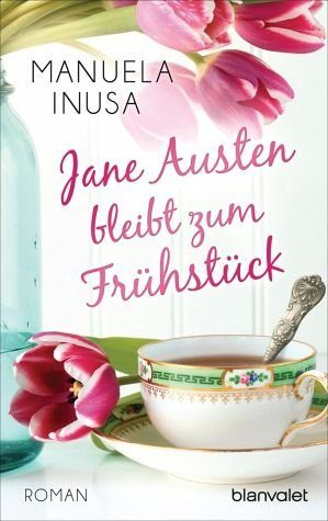 Broschiertes Buch »Jane Austen bleibt zum Frühstück«