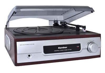 Karcher »KA 8050« Plattenspieler