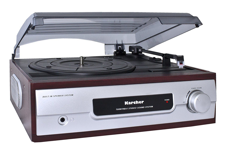 Karcher Schallplattenspieler »KA 8050«