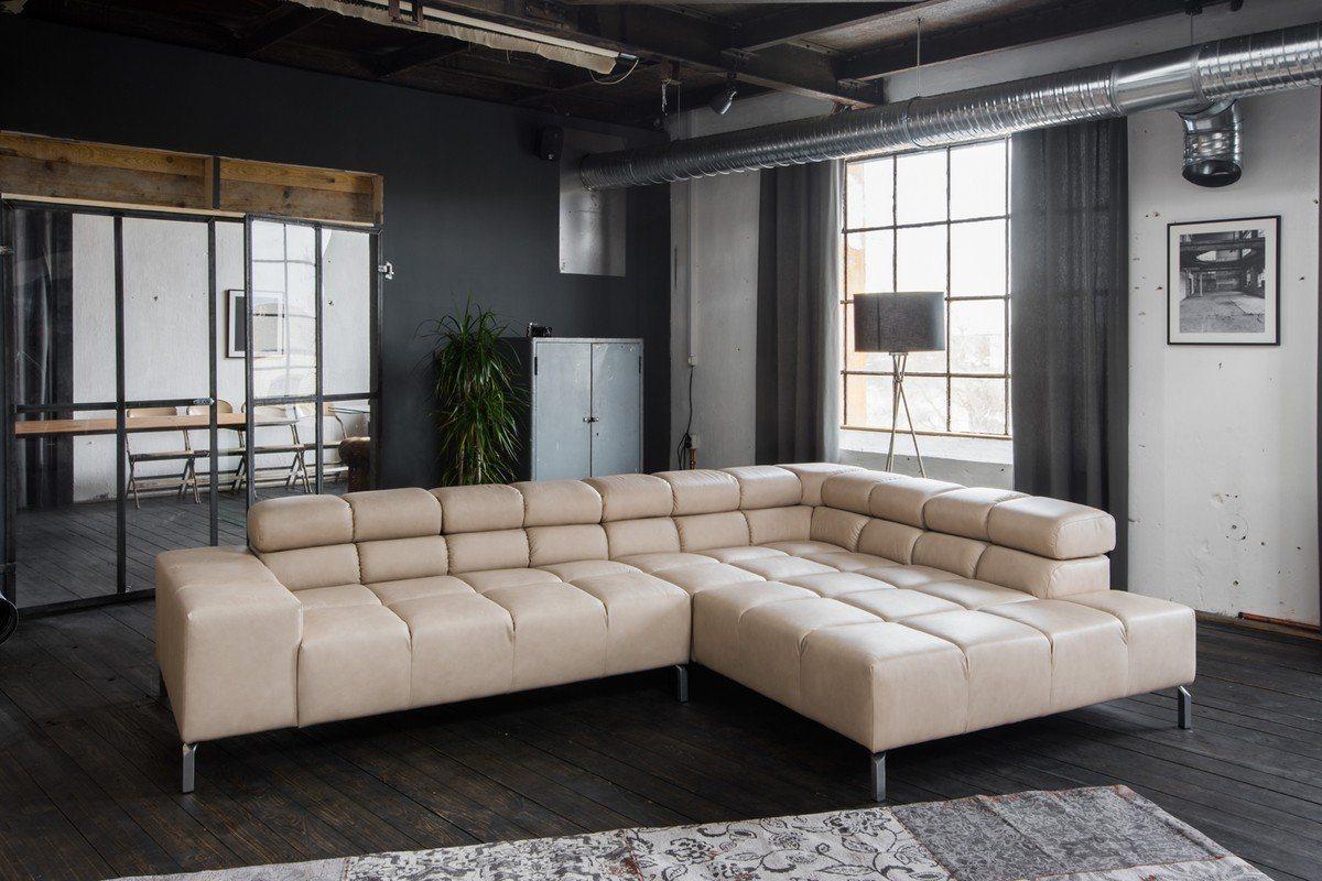 matt-massivholz Ecksofas & Eckcouches online kaufen | Möbel ...