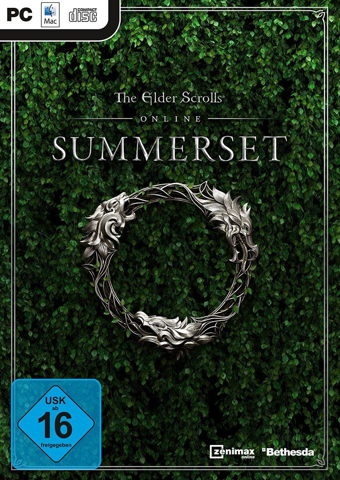 Bethesda PC - Spiel »The Elder Scrolls Online: Summerset«